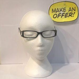 DKNY Rectangle Eyeglasses 4556 3276 51-16 135 RX.
